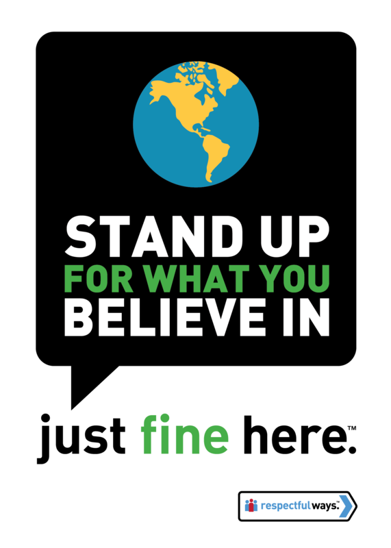 Stand Up For What You Believe In -  Guide