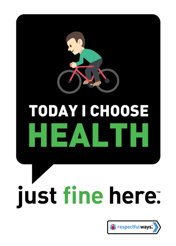 Today I Choose Health! -  Removable Vinyl
