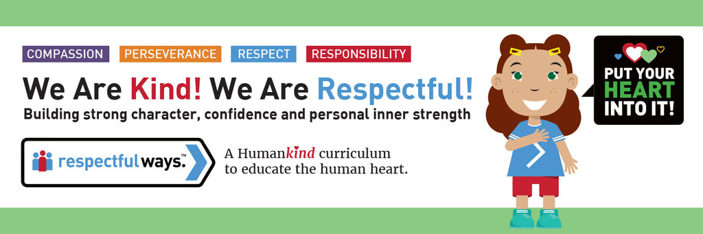 2 ft x 6 ft Generic Respectful Ways Banner