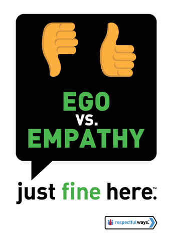 Ego Vs. Empathy -  Guide