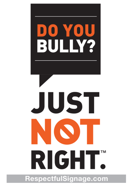 Do you Bully? Decal