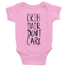 Crib Hair Don't Care Infant Onesie (3 Colors Available)