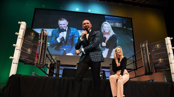 An Evening with Conor McGregor & Gym King