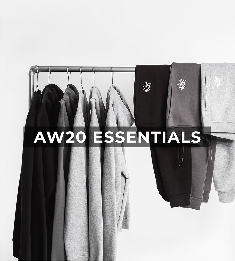 AUTUMN WINTER ESSENTIALS AW20