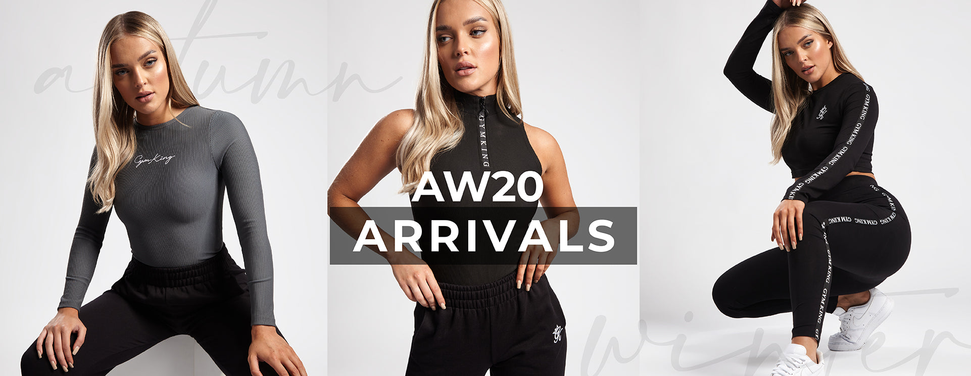 NEW AW20 WOMENS COLLECTION