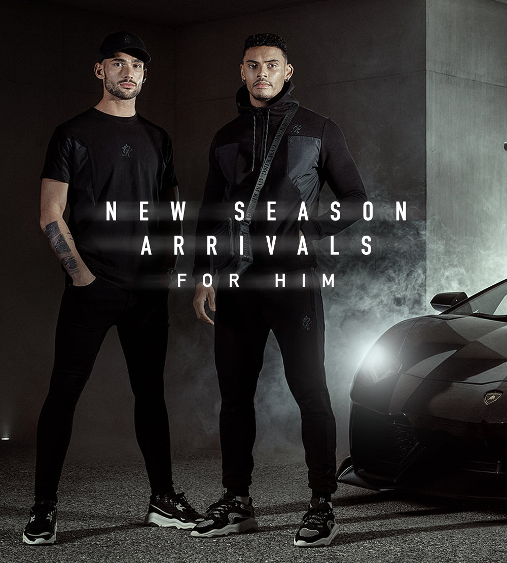 Mens New Season Arrivals Gym King SS20