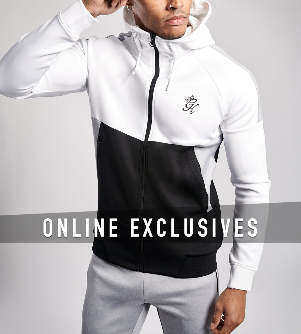 Mens and Womens Online Exclusive Tracksuits