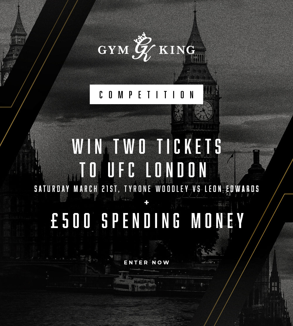 Gym King UFC Competition