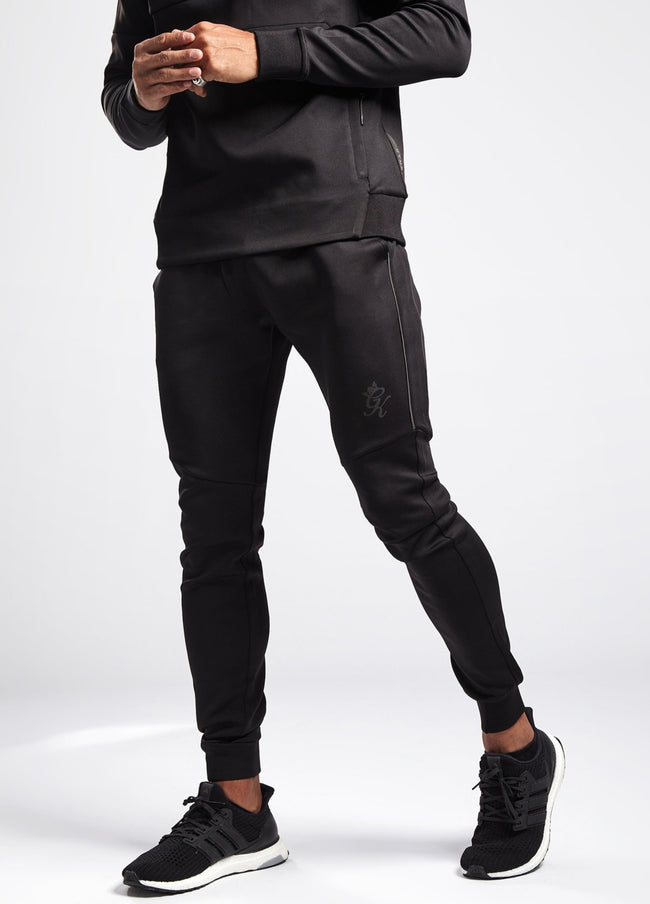 Gym King Adapt Reflective Jogger - Black