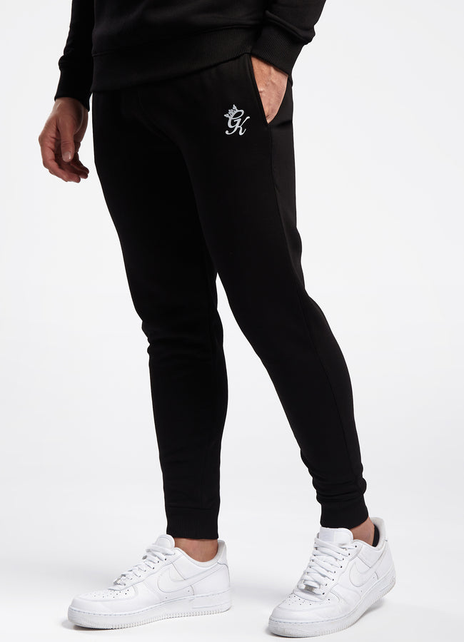 Gym King Basis Jogger - Black