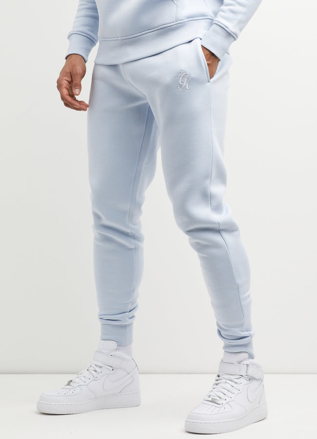 Gym King Basis Jogger - Soft Blue