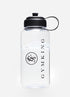 Gym King Sports Water Bottle - Clear
