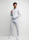 Gym King Signature Jogger - Light Grey