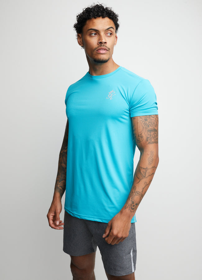 Gym King Sport Energy Tee - Teal