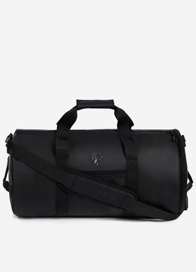 GK Barrel Bag - Black