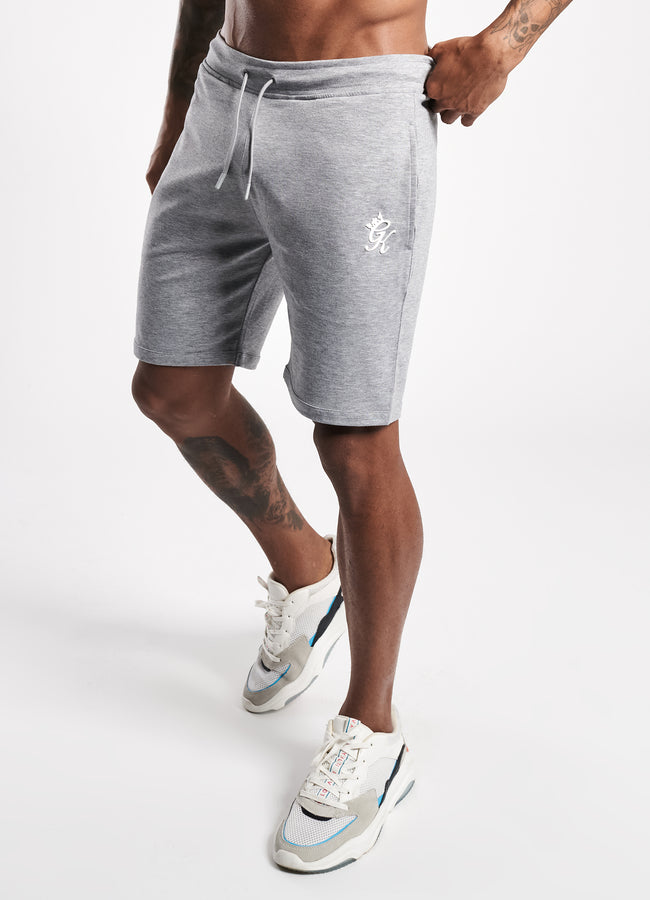 GK Jersey Short - Grey Marl