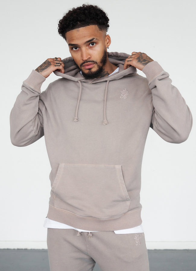 Gym King Basis Oversized Hood - Nomad
