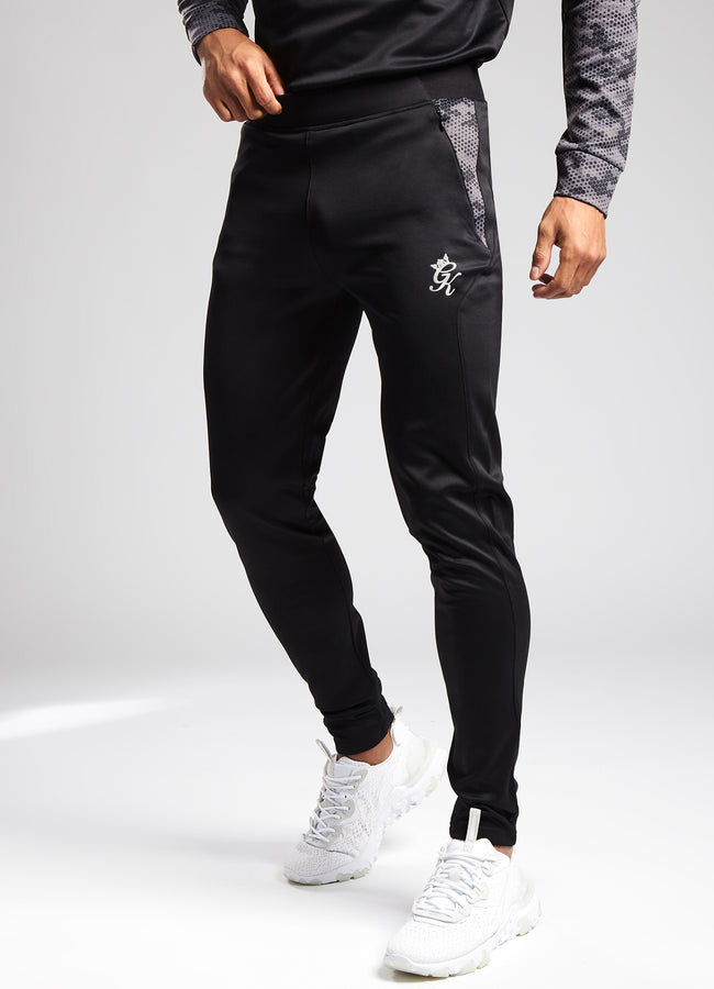 Gym King Sport Mission Pant - Black