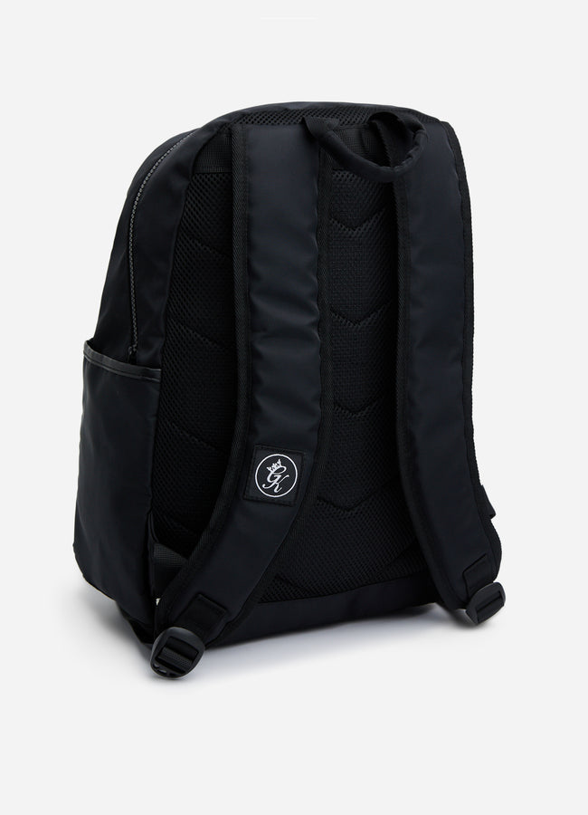 Gym King Pro Backpack - Black/White
