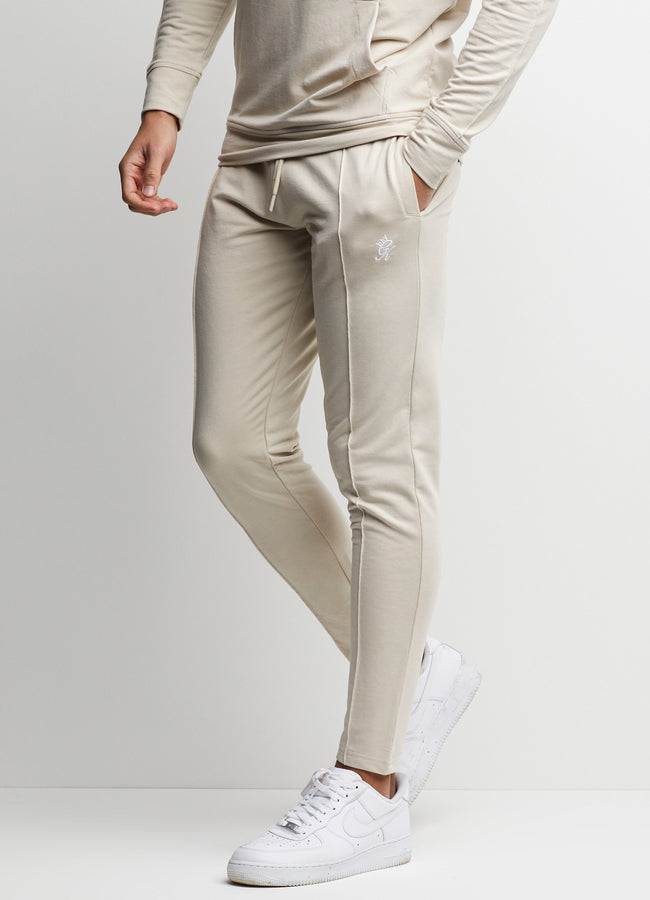 Gym King Signature Jogger - Sandstone