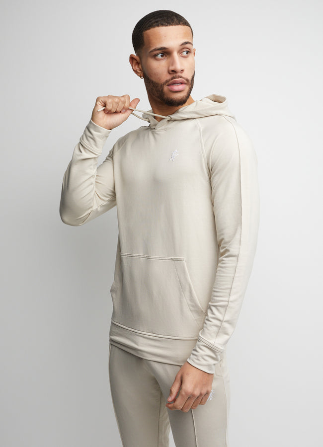 Gym King Signature Hood - Sandstone
