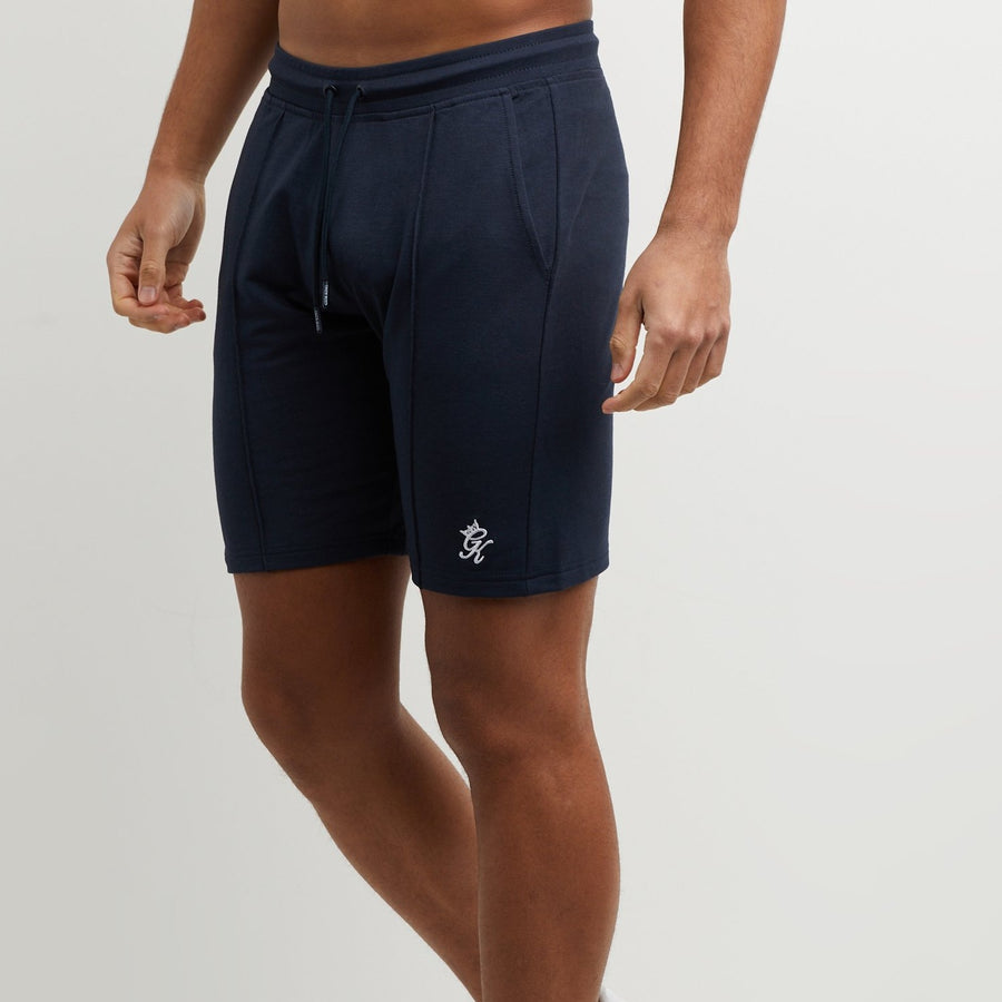 Gym King Signature Short - Dark Navy