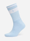 Gym King Mens Ryu Socks 3pk - Dusky Blue/Mint/Light Grey