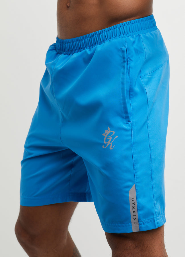 Gym King Sport Core Active Short - Blue