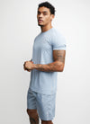 Gym King Sport Energy Tee - Light Blue
