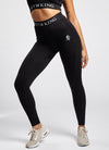 Gym King Sport Seamless Legging - Black