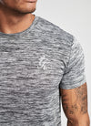 Gym King Sport Grindle Tee - Grey