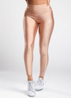 Gym King Sport Legging - Rose Gold
