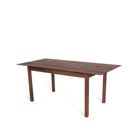 all solid wood dinner table