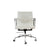 Office Chair Classic White Leather