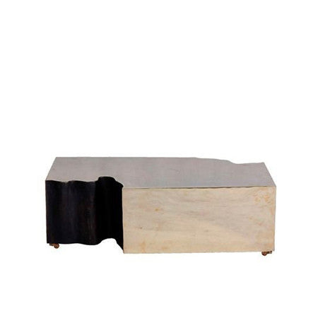 White On White Colorado Coffee Table