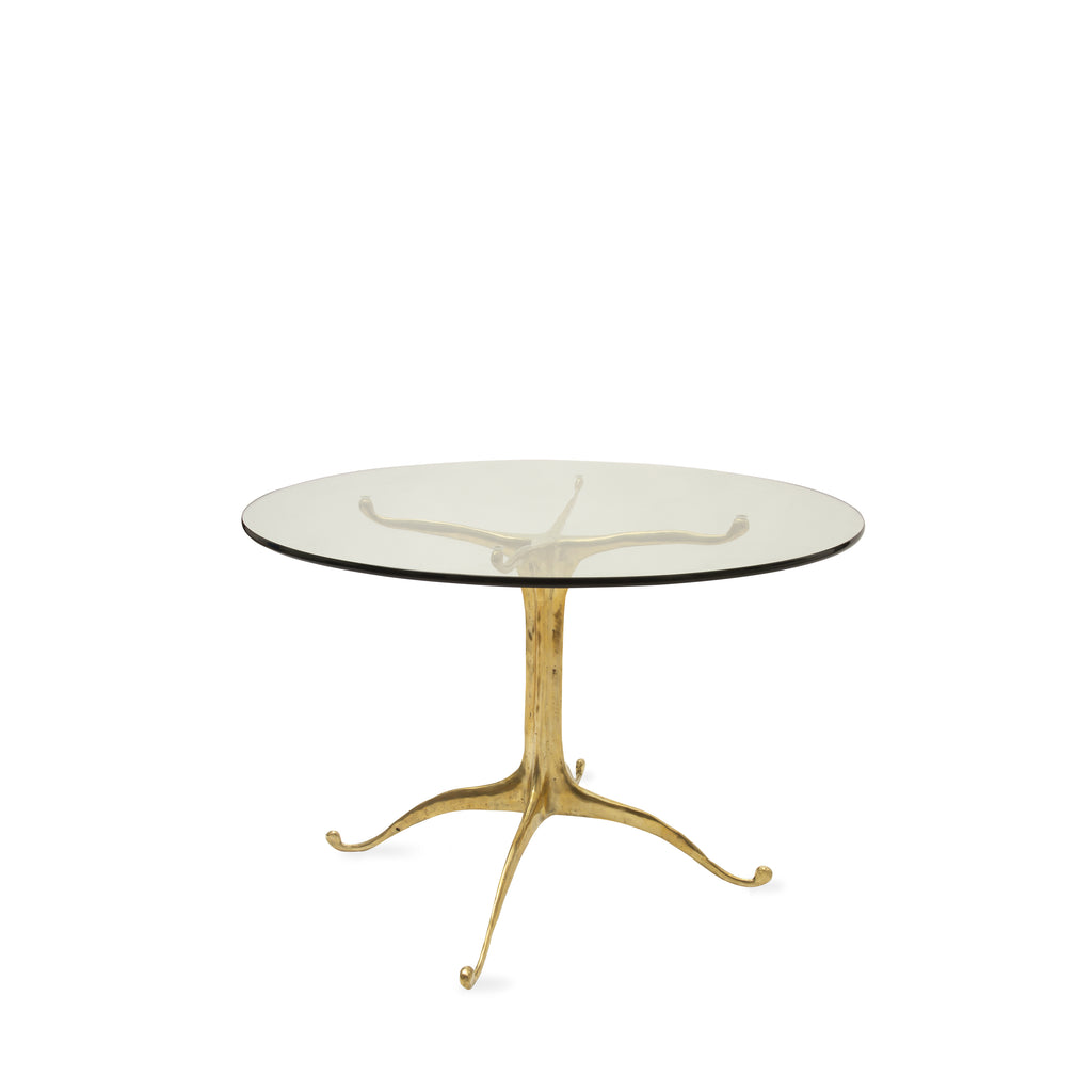 Fairy Brass Dining Table