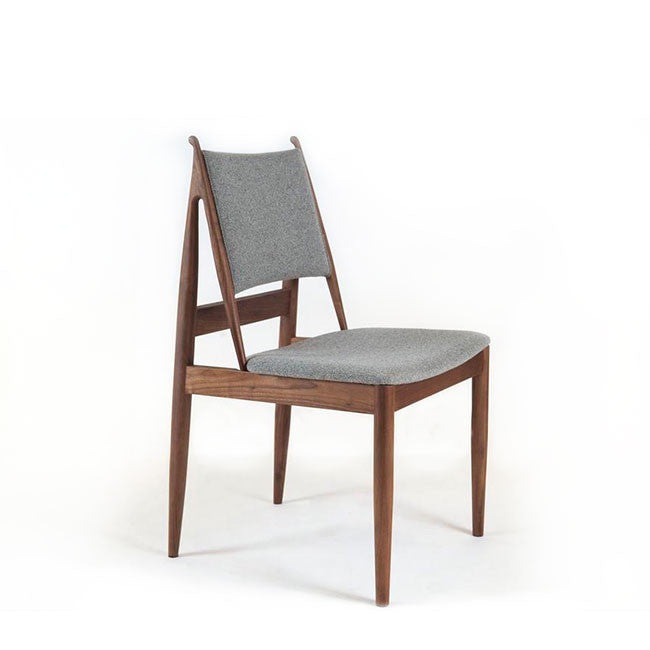 Fabric kitchen chair