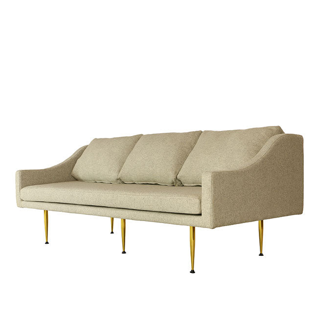 three seats modern sofa