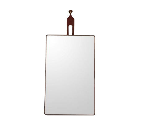 rectangular modern mirror