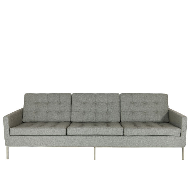 modern three seats sofa
