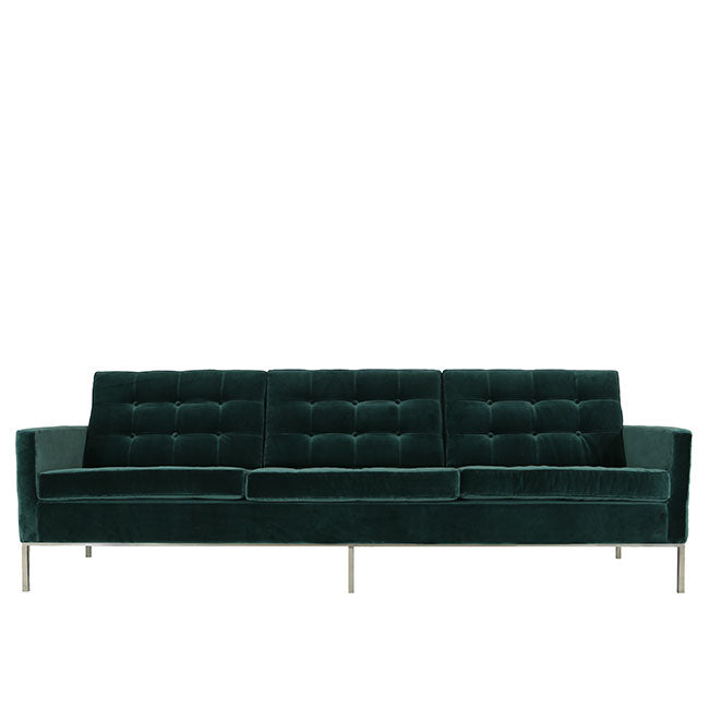 modern 3 seats couch
