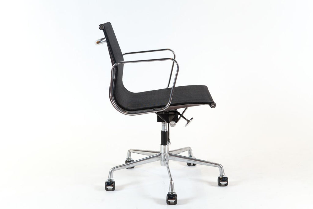Office Chair Classic Black Mesh