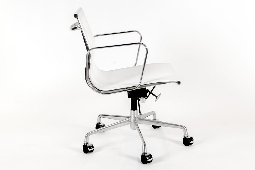 Office Chair Classic White Mesh