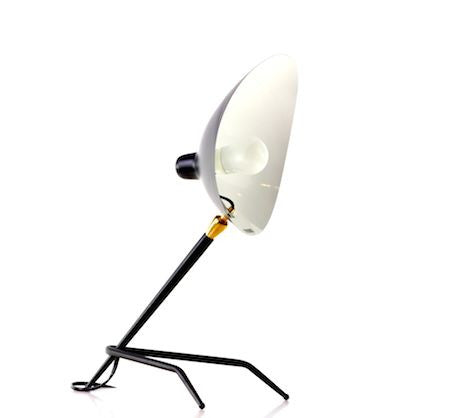 praying mantis table lamp