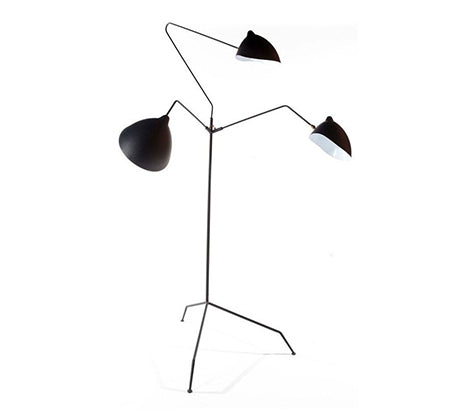 Praying Mantis Floor Lamp