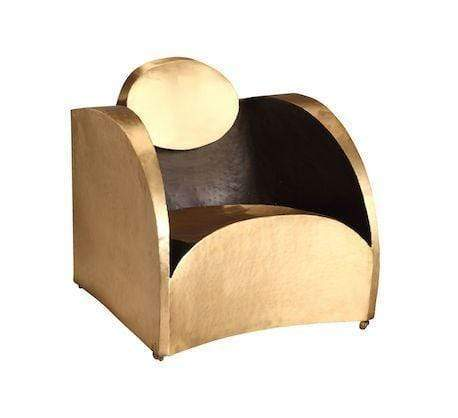 Club Lounge Chair  -  Chair