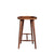 solid wood counter stool