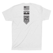 Mens Short Sleeve WHITEOUT Series T-Shirt / Black