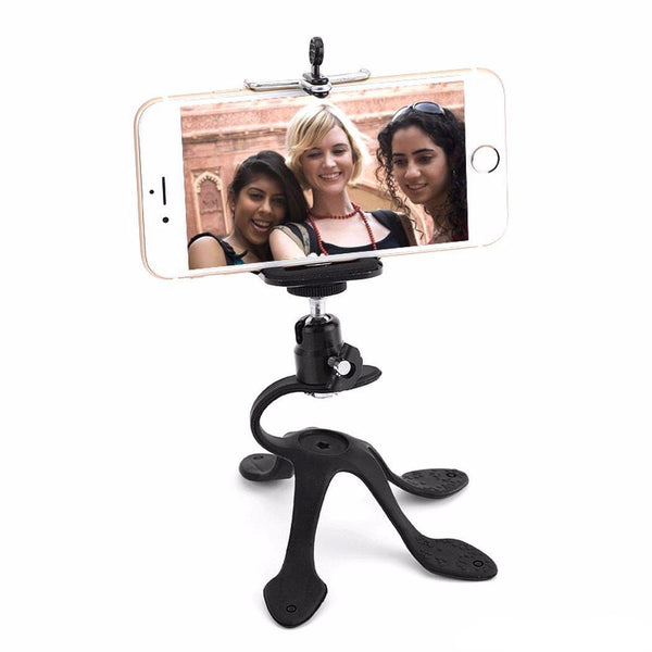 Portable Flexi Mount (For Smartphones and Action Cams)