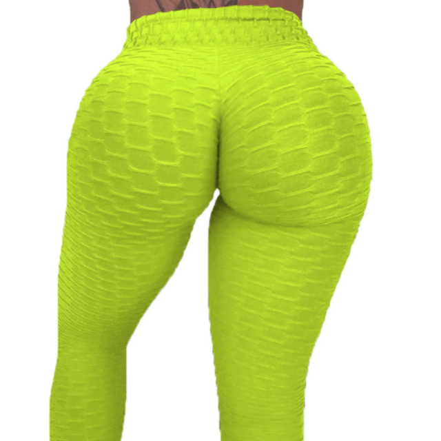 Gadgets d'Eve Vert / S CELUGYM™: Leggings Anti-Cellulite